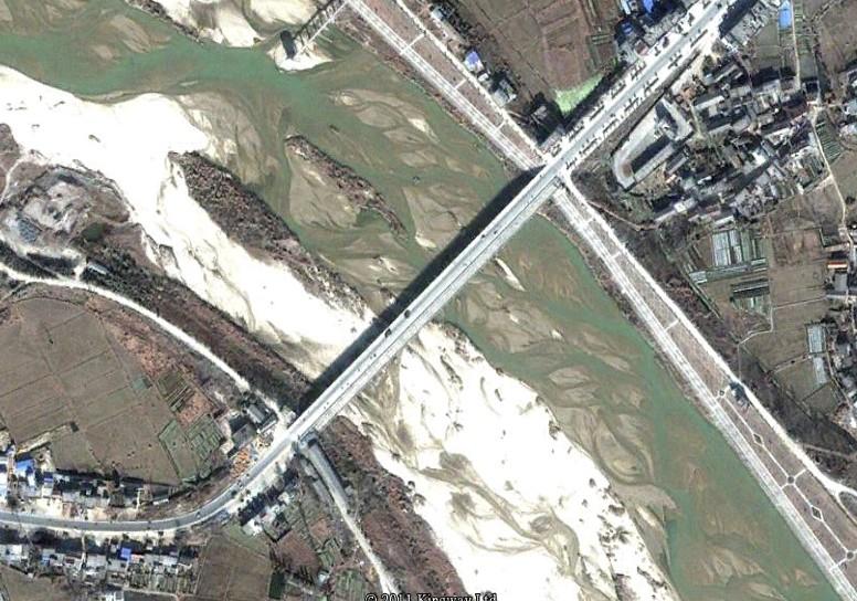 潜山县卫星图 潜山县卫星定位地图