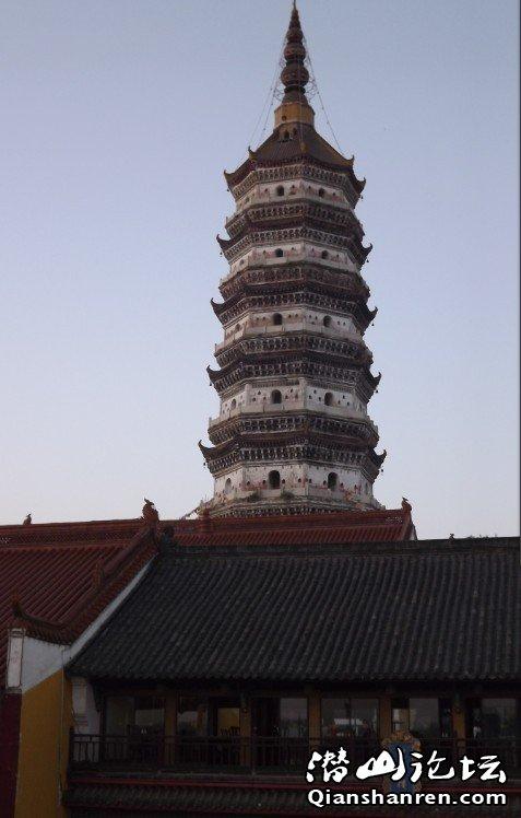 安庆的振风塔