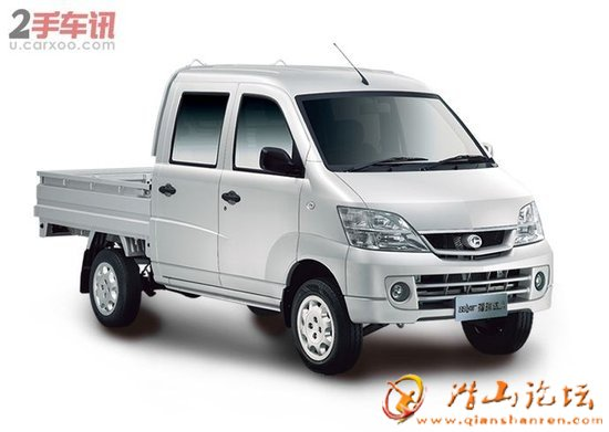 2010年昌河福瑞达双排货车出售 便民综合服务 powered by 高清图片